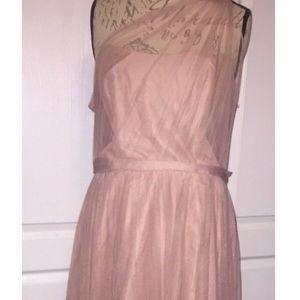 Alfred Angelo Elegant Rose Dress